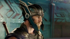 chris hemsworth thor ragnarok uw