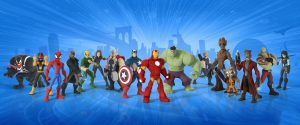 guardians of the galaxy in marvel disney infinity game nj