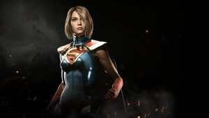 injustice 2 supergirl ad