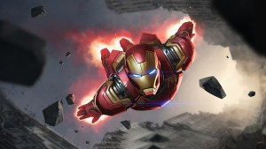 iron man artwork fan made bp