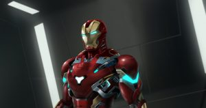 iron man suit artwork pt