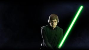 luke skywalker star wars battlefront 2 a4