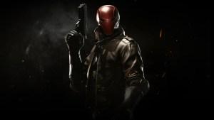 red hood in injustice 2 yo