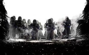 snowtroopers star wars the last jedi 2m