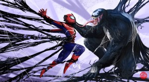 spiderman vs venom jh
