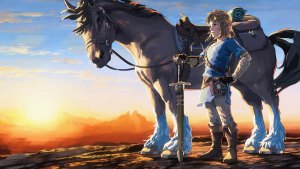 the legend of zelda artwork image