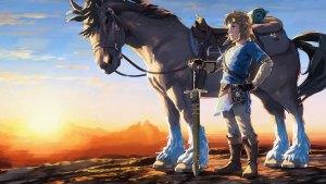 the legend of zelda artwork image