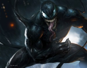 venom movie 2018 art g6