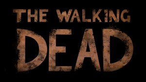 walking dead title card