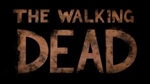 walking dead title card