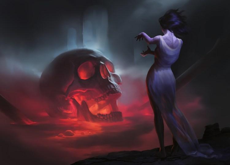 Skull Seduction