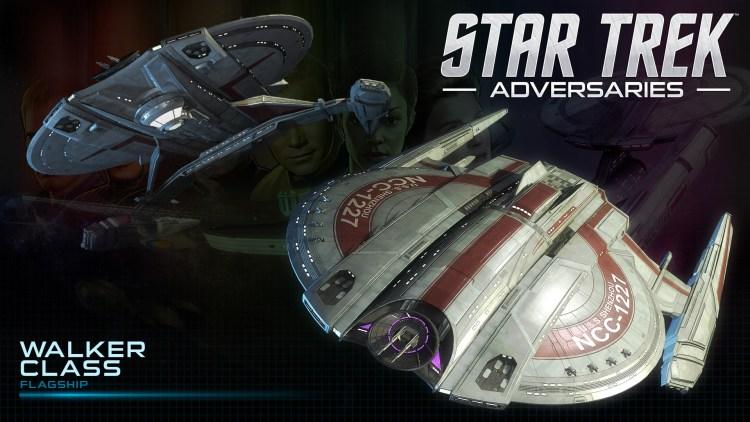 Star Trek Adversaries Walker Class