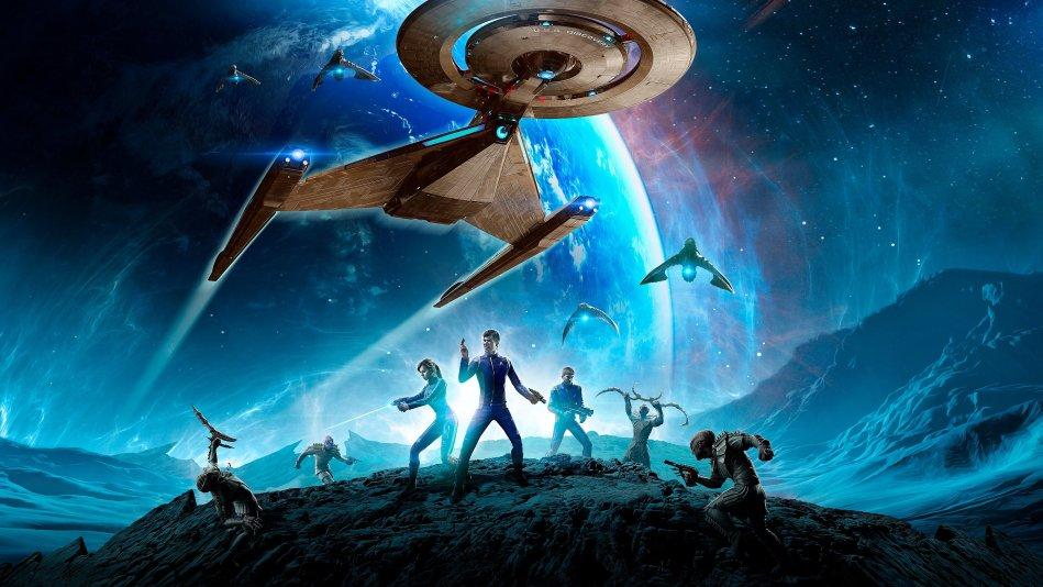 Star Trek Discovery Online Zoom Comics Daily Comic Book