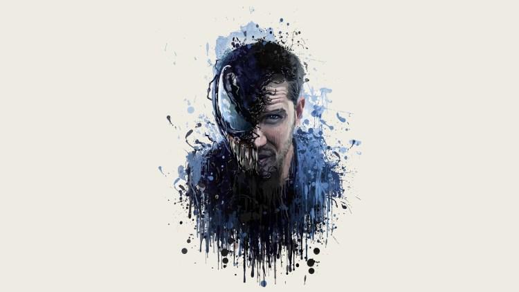 Tom Hardy is Venom