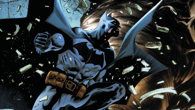 batman shatters