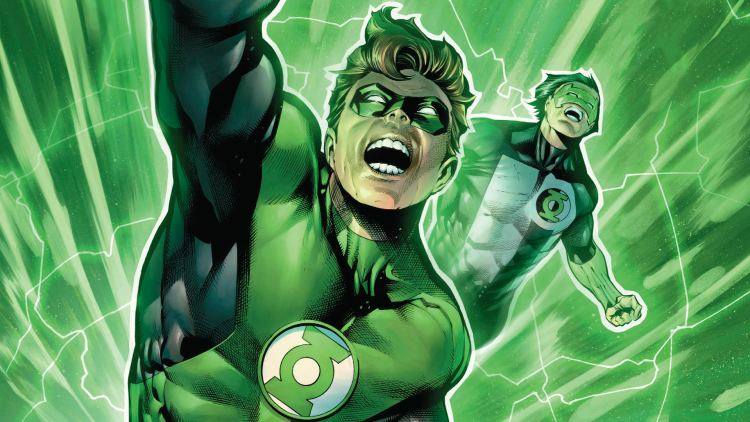 green lanterns yells