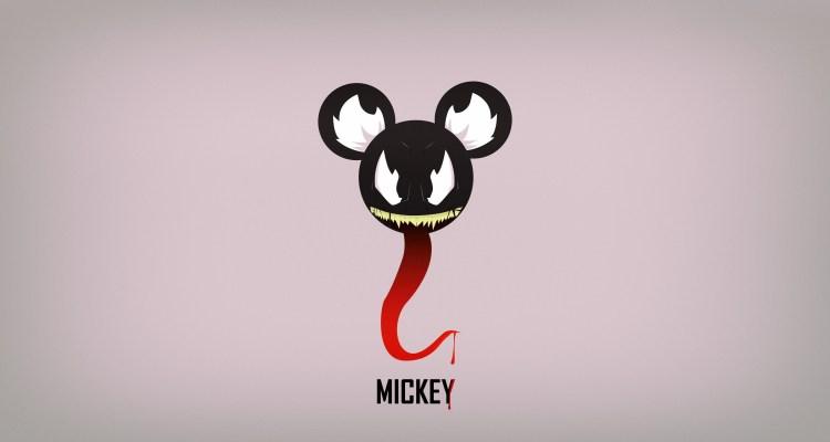venom mickey