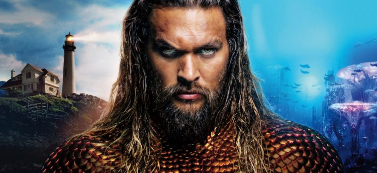 Aquaman's Golden Eyes
