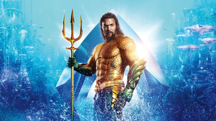 Armored Aquaman