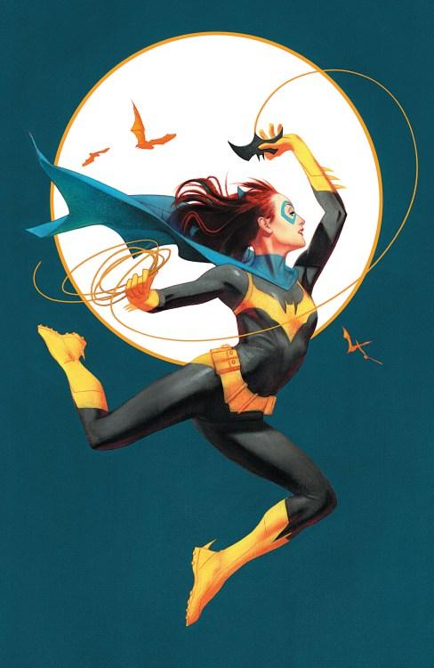Batgirl Dancing