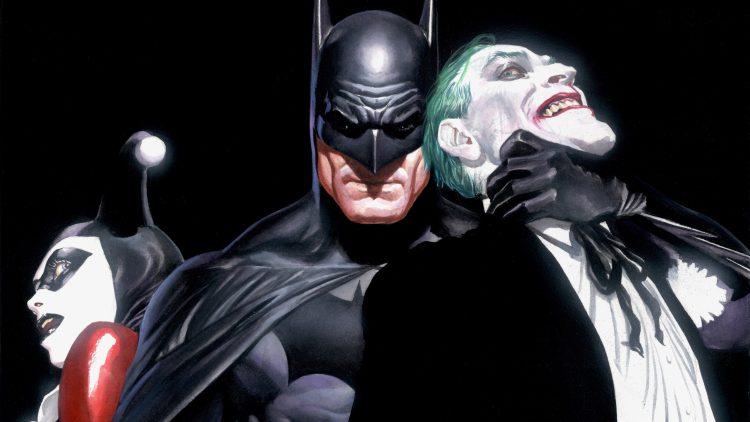 Batman Killing The Joker