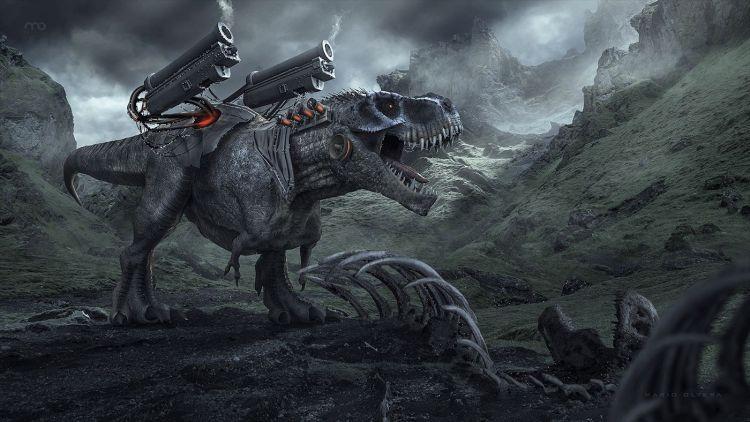 Battle Rex