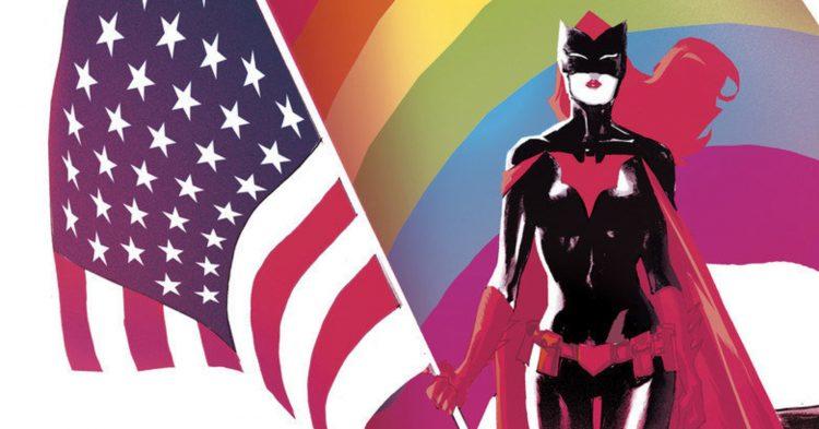 Batwoman Pride