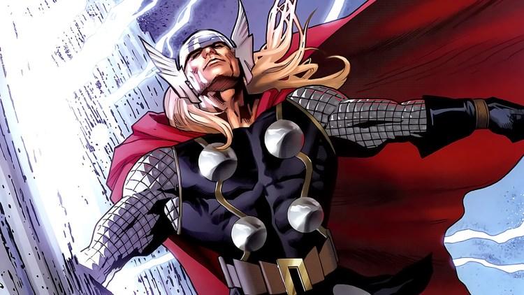 Happy Thor