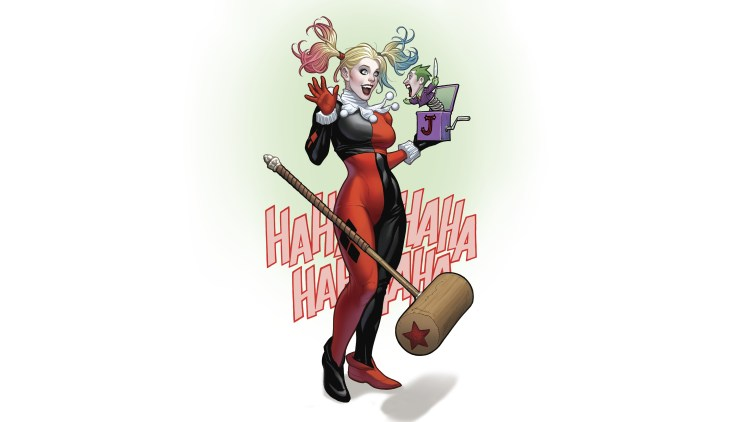 Harley and the Joker Box