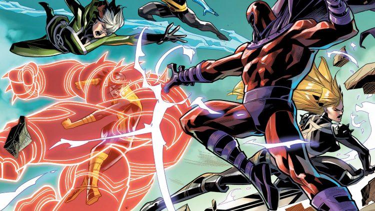 Magneto Fight