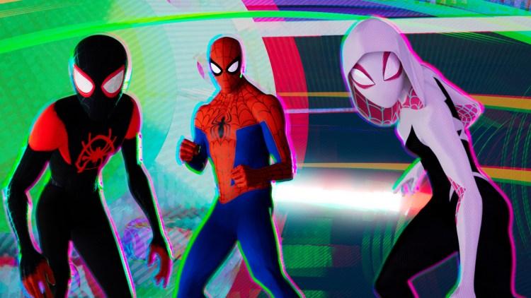 Spider-man, Spider-man, and Spider-woman