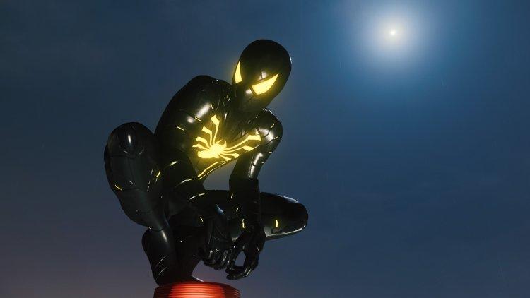 Spider-man armour Mk II