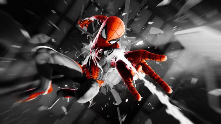 Spider-man splooge