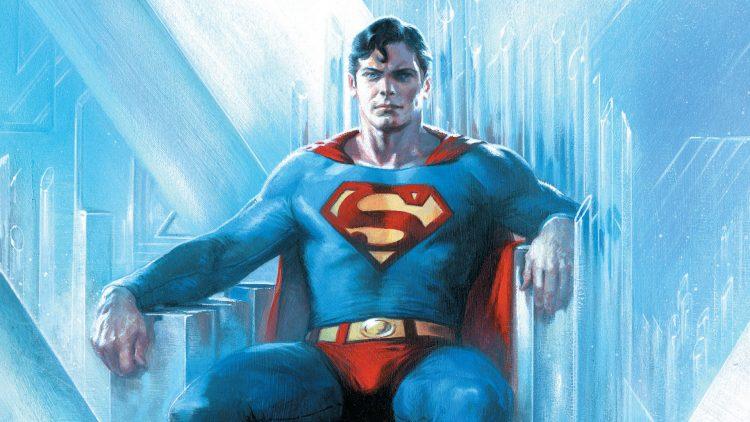 Superman is king
