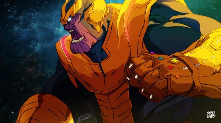 Thanos Punch