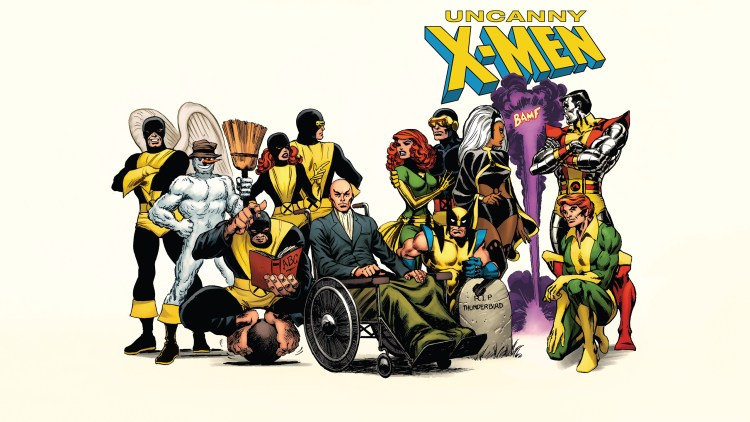 Uncanny X-Men Hip Hop