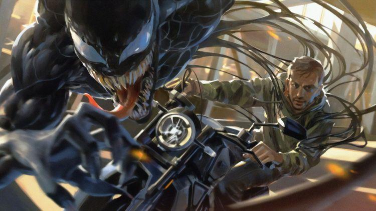 Venom Biker