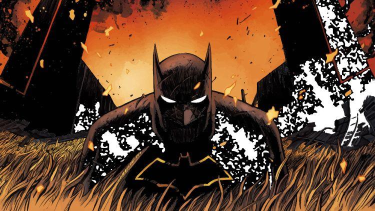 batman in the weeds
