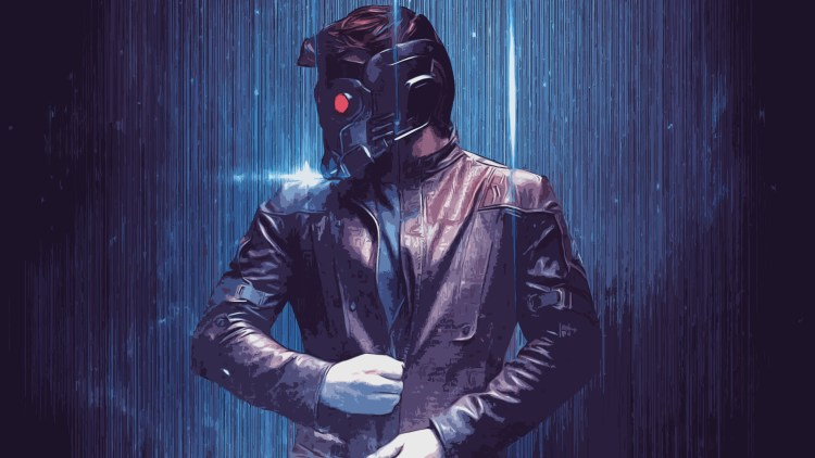 starlord is fancy