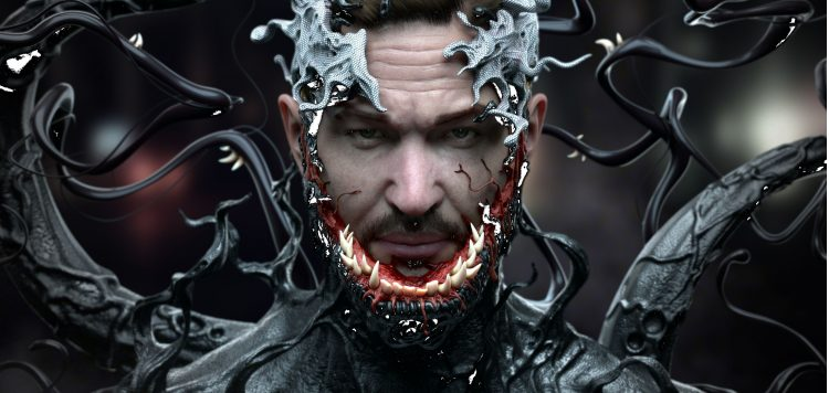 tom hardy is a venom