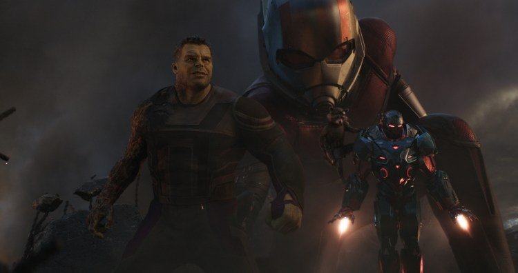 Giant Avengers