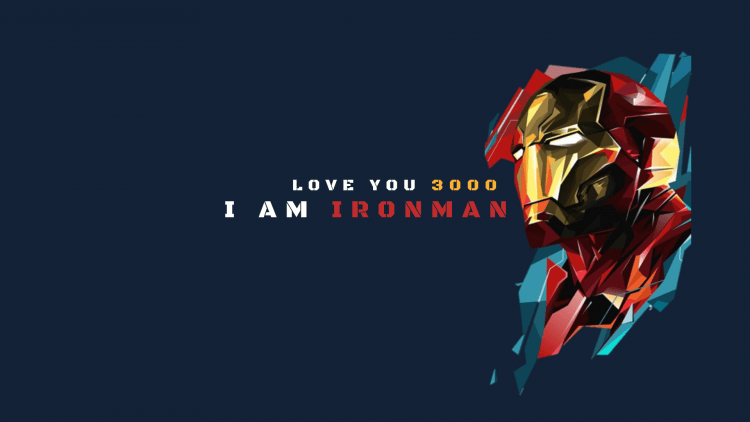 Love You 3000 – I Am Iron Man