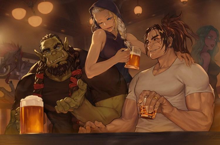 Orc Bar