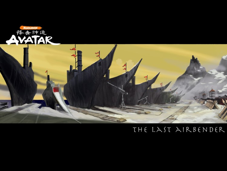 avatar attack boats