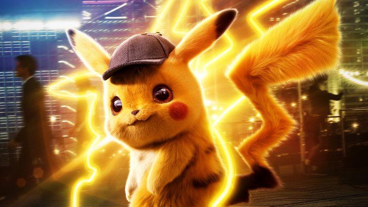 electro pikachu