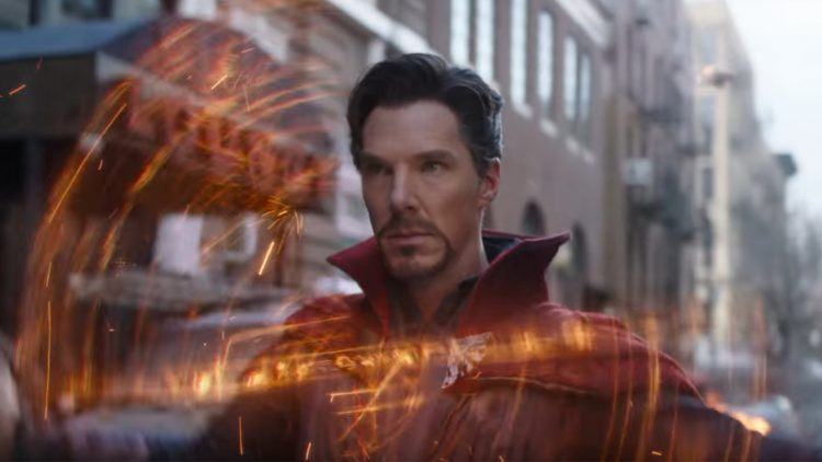 doctor strange deflects