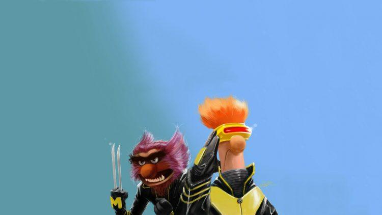 muppet mutants