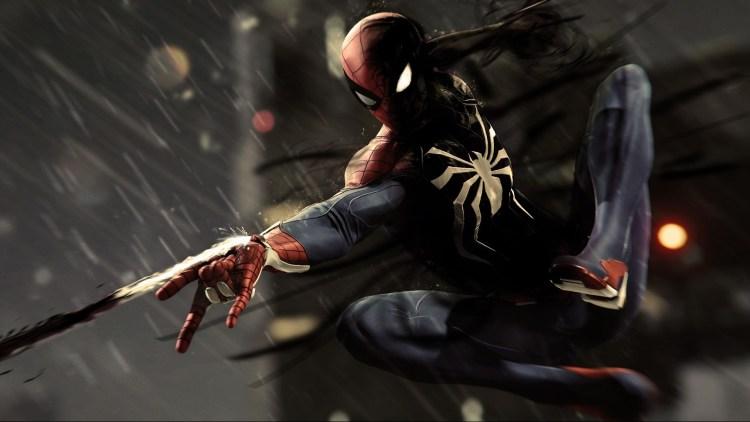 spider-man is venom