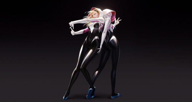 Ghost Spider Clones