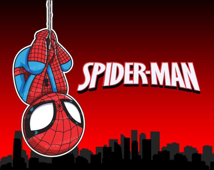 Chibi Spider-man